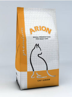 Arion Premium Cat Senior