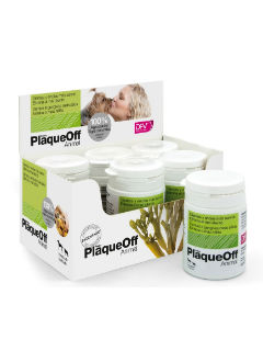 Pack 6 Plaqueoff